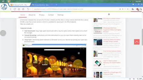 download youtube lewat uc browser uc browser for pc review youtube