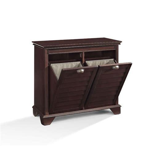 Crosley Furniture Lydia Linen Laundry Her In Espresso Espresso Laundry