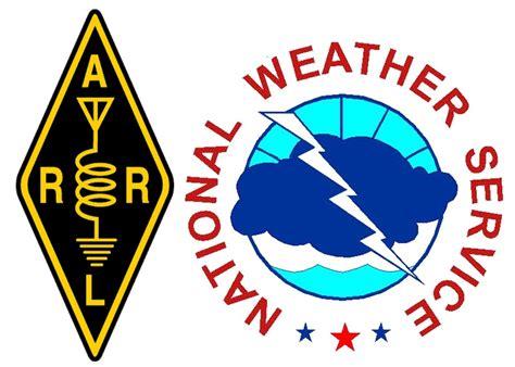 arrl national weather service update memorandum of