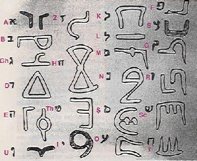 lettere egiziane le stanze di atlanticus