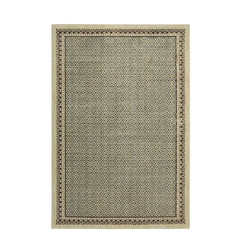 mohawk home accent rug mohawk home stardust beige 8 ft x 10 ft area rug 000026