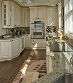White And Wood Kitchen 35 Striking White Kitchens With Dark Wood Floors Pictures