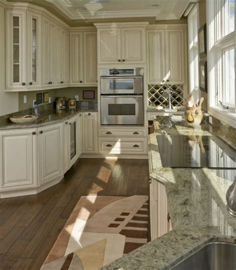 white kitchen cabinets dark wood floors 35 striking white kitchens with dark wood floors pictures