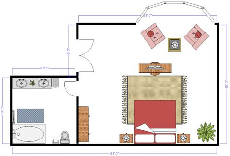 floor plans with furniture floor plans learn how to design and plan floor plans