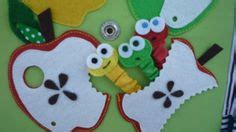 rhyme time felt quiet book .pdf pattern by lindyjdesign on