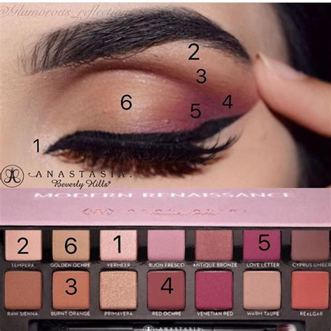 eyeshadow tutorial sephora 1000 images about make up your face on pinterest smoky