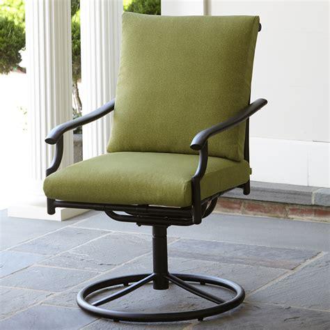 Patio Furniture Rockford Il Garden Oasis Rockford 1pk Swivel Dining Chair Outdoor