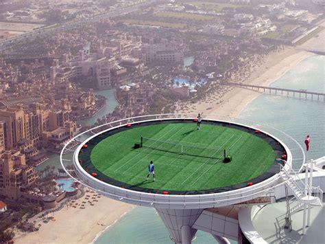 Tiger Woods House Sinking by Burj Al Arab