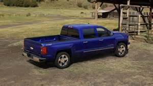 car picker blue chevrolet silverado