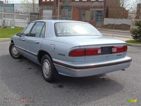 how make cars 1994 buick coachbuilder electronic valve timing 1994 buick lesabre custom in light adriatic blue metallic photo 8 464211 all american