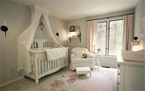 Babyzimmer Inspiration by Baldachin Bett Im Babyzimmer 27 Geniale Ideen