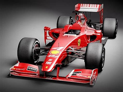 ferrari   midpoly racing car vehicles  models