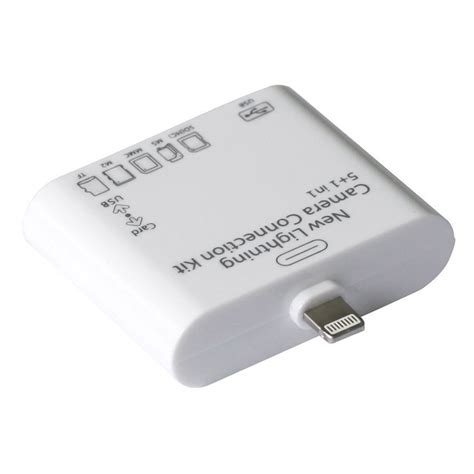 Otg Untuk Iphone otg card reader 5 in 1 iphone