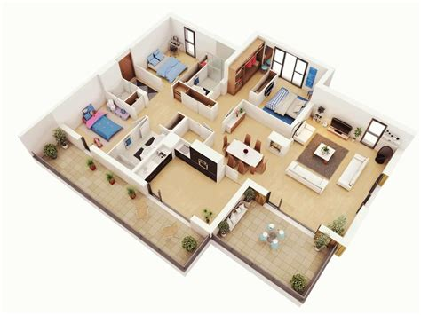 home design plans ground floor 3d home design amusing 3d house design plans 3d house plan
