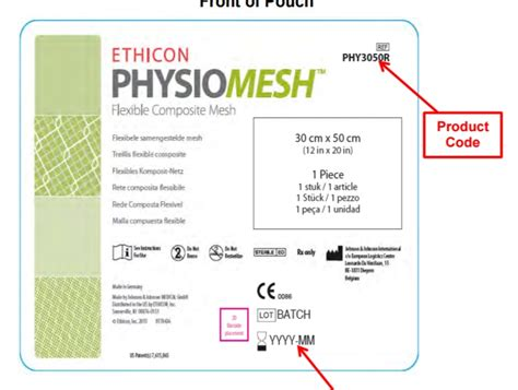 mesh medical device news desk lawsuits scheduled for ethicon s physiomesh hernia mesh