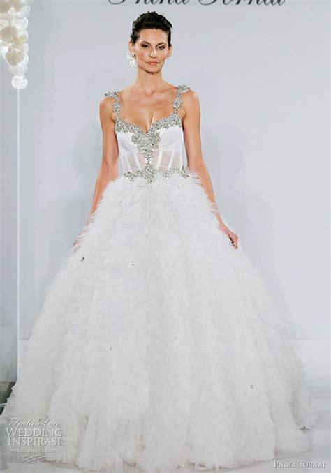wedding dresses by pnina tornai pnina tornai wedding dresses 2012 wedding inspirasi
