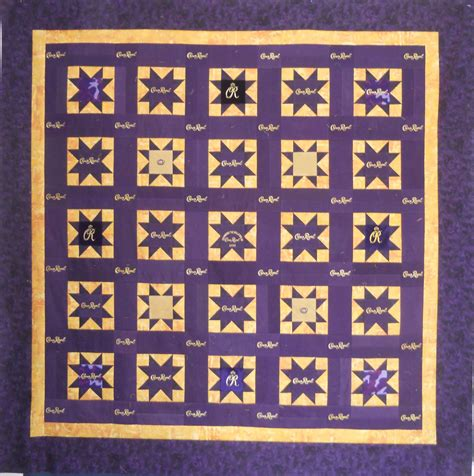 Crown Royal Quilt by S Quilts And Crafts Crown Royal Quilt 2