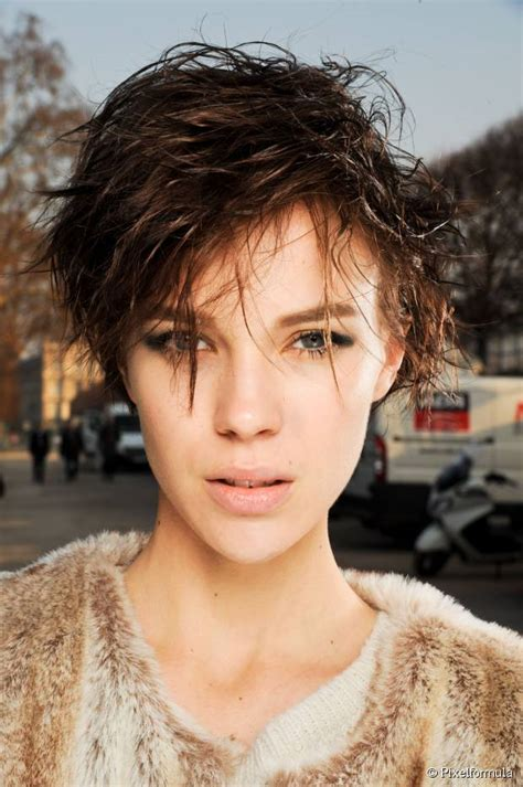 pixie hair cuts on wetset hair top 10 wet look hairstyles for women