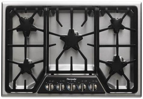 sgsxfs thermador  masterpiece deluxe gas cooktop