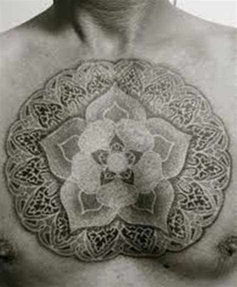 mandala sternum tattoo 90 outstanding mandala tattoos on chest