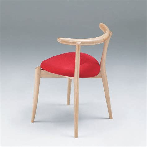 Japanese Armchair by Wood High Design Japanese Style Dining Chair Galletto Armchair