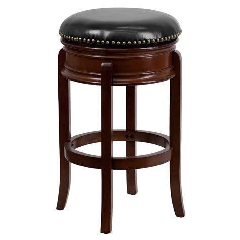 Backless Swivel Bar Stool Condition
