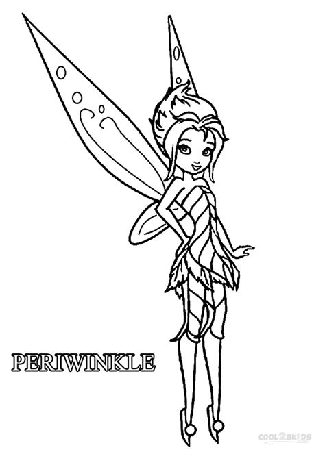 Printable Disney Fairies Coloring Pages For Kids   Cool2bKids