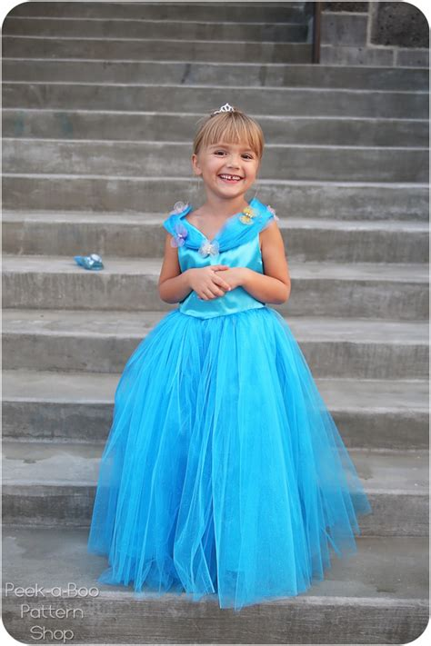 pattern for pink cinderella dress free cinderella dress pattern peek a boo pages