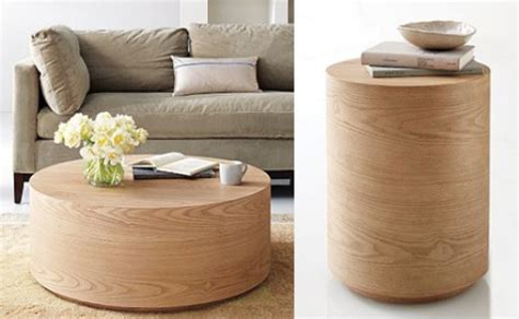 avani drum accent table coffee tables better living through design