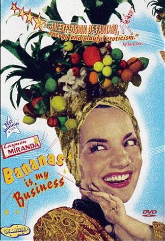 woman with fruit basket on head love is an orange never going to be carmen miranda