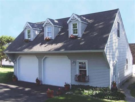 cape cod garage plans 36 x 28 x 8 2 car cape cod garage at menards garage house cars cape cod and