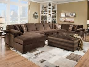 Sectional With Ottoman Sectionals