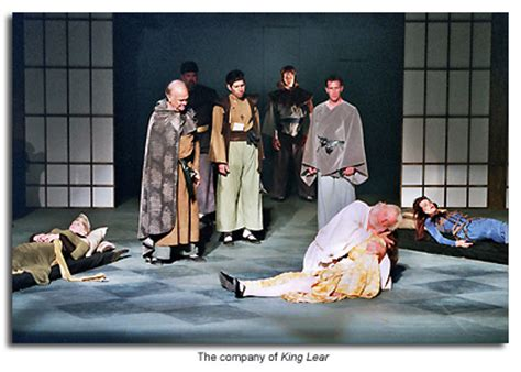 themes in king lear justice king lear 2006 production marin shakespeare company