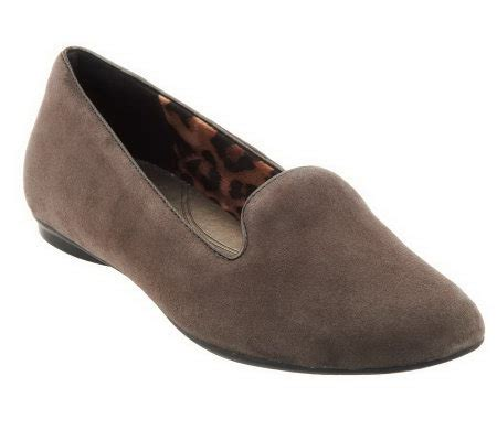clarks suede loafers clarks bendables poem gloss suede loafers page 1 qvc