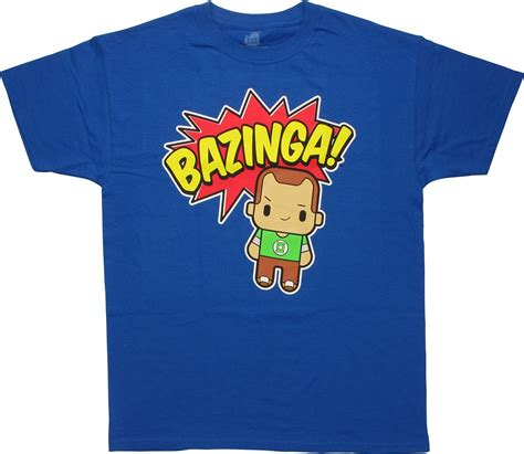 big bang theory sheldon t shirt big bang theory bazinga toy sheldon t shirt