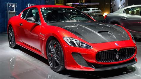 New Maserati Models by Maserati At The Motor Show Debuts For The New