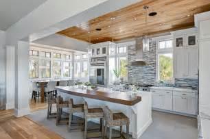 Beach Kitchen Ideas Interior Design Inspiration Photos By Beach Chic Design