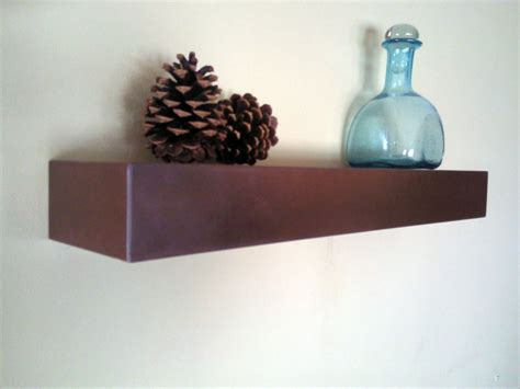 made floating shelf 22 by the chicago bench co