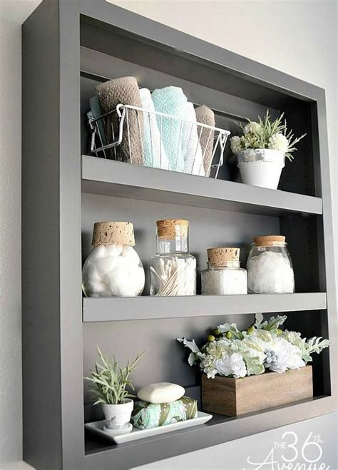 open bathroom shelving picture of open bathroom shelving unit in grey