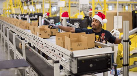 amazon jobs holiday shoppers are filling their carts online npr