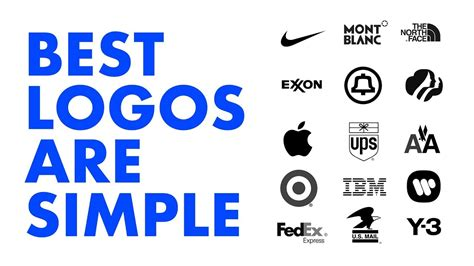 best logos the best logos designed are simple not interesting