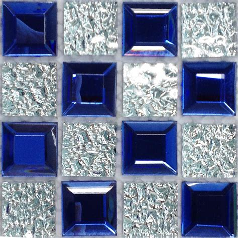 sea glass mosaic tile bathroom tst sea blue glass tile sample mosaic beveled diamond