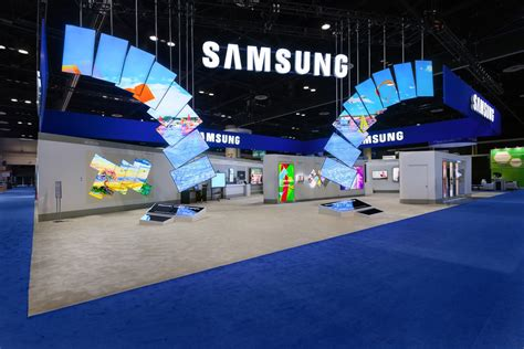 design manufacturing trade show great design for this samsung tradeshow booth booths