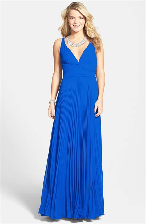 Formal gown for April Wedding
