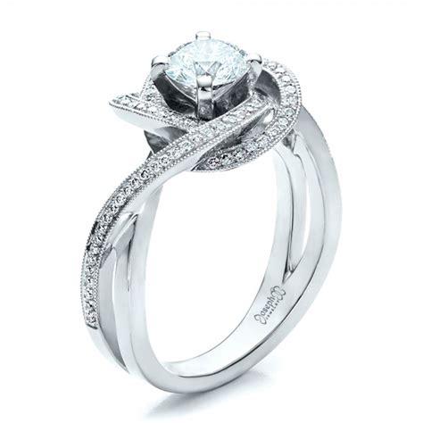 Wedding Ring Custom Design by Custom Engagement Ring 1476