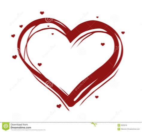 imagenes de corazones vacanos cora 231 227 o ilustrado ilustra 231 227 o stock imagem de amantes