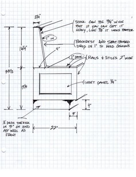 Dimensions For Banquette Seating by Kitchen Banquette Help By Libelder Lumberjocks