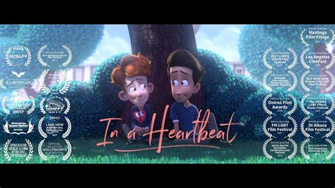 youtube film anime in a heartbeat animated short film youtube