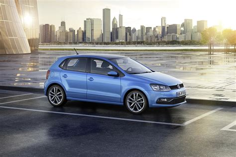 volkswagen polo 2014 2014 volkswagen polo facelift exterior changes