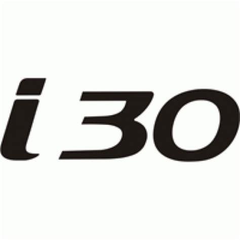 logo hyundai vector hyundai i30 logo vector cdr download for free